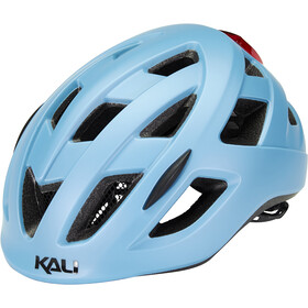 Kali Central Casque, matt thunder blue